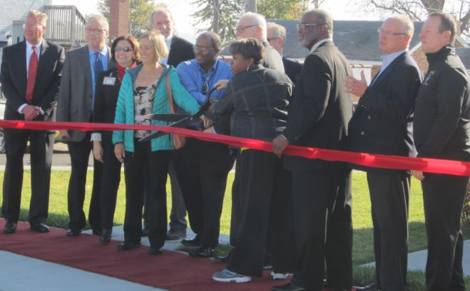 Lemay Homes Ribbon Cutting